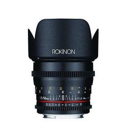 If you are looking Rokinon 50mm T1.5 AS UMC Cine DS Lens for Sony E Mount - DS50M-NEX you can buy to focuscamera, It is on sale at the best price