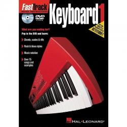 FastTrack Keyboard 1 DVD