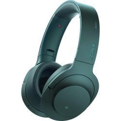 Sony H.ear on Wireless NC Headphone, Blue (MDR100ABN/L)