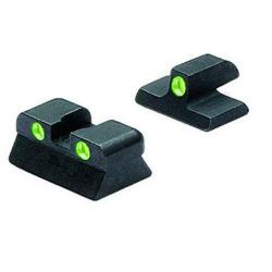 Meprolight Browning Tru-Dot Night Sight for Hi-Power Mark 3 fixed set