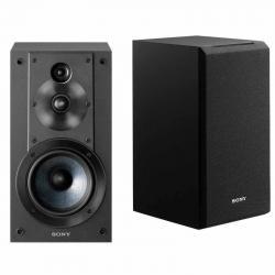 Sony SSCS5 3-Way 3-Driver Bookshelf Speaker System