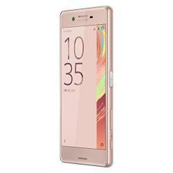 Sony Xperia X unlocked smartphone,32GB Rose Gold (US Warranty)