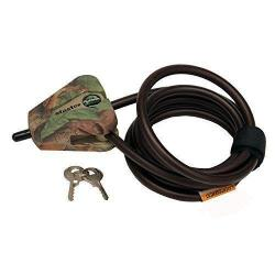 Master Lock Python Adjustable Locking Cable - Braided Steel - Camo