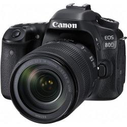If you are looking Canon EOS 80D DSLR Kit with EF-S 18-135mm f/3.5-5.6 Image Stabilization USM Lens you can buy to focuscamera, It is on sale at the best price