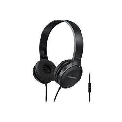 Panasonic Best in Class Over-the-Ear Stereo Headphones RP-HF100M-K (Black)