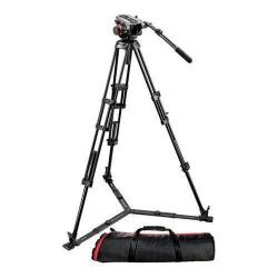 If you are looking Manfrotto 504HD,546GBK Video Tripod Kit w/504HD VideoHead 546GB Tripod (Black) you can buy to focuscamera, It is on sale at the best price
