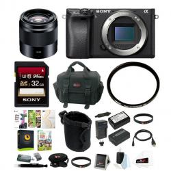 If you are looking Sony a6300 Mirrorless Digital Camera w/ E 50mm f/1.8 OSS Lens & 64GB Accessory B you can buy to focuscamera, It is on sale at the best price