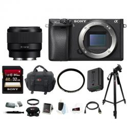 If you are looking Sony a6300 Mirrorless Camera (Body Only) w FE 50mm Lens & Focus Accessory Bundle you can buy to focuscamera, It is on sale at the best price