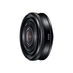 Si buscas Sony SEL-20F28 E-Mount 20mm F2.8 Prime Lens puedes comprarlo con PROFOTOMX está en venta al mejor precio
