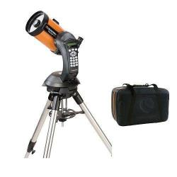 If you are looking Celestron Nexstar 6SE Maksutov-Cassegrain Telescope + Celestron Nexstar Case you can buy to focuscamera, It is on sale at the best price