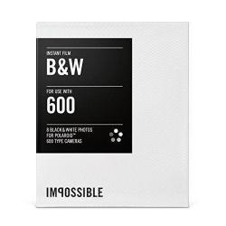 If you are looking Impossible Project B&W Instant Film for 600 Type Cameras, 5-Pack you can buy to focuscamera, It is on sale at the best price