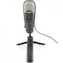 If you are looking CAD Audio U39 usb microphone with headphone output, Tripod stand and 10' usb Cab you can buy to focuscamera, It is on sale at the best price