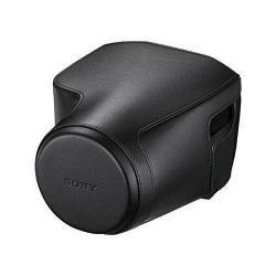 Si buscas Sony Leather Jacket Case, Black (LCJRXJ/B) puedes comprarlo con PROFOTOMX está en venta al mejor precio