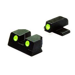 Meprolight Tru-Dot Night Sight Springfield XD .45 ACP Green/Green Set - ML11411