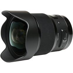 If you are looking Sigma 20mm F1.4 DG HSM ART Lens for Canon EF you can buy to focuscamera, It is on sale at the best price