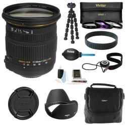 If you are looking Sigma 17-50mm F2.8 EX DC OS HSM Zoom Lens for Nikon DX Digital with 77mm 3-piece you can buy to focuscamera, It is on sale at the best price