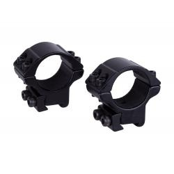 If you are looking Hawke Sport Optics 2pc 30mm Match Riflescope Mount Rings, 9-11mm High - 22108 you can buy to focuscamera, It is on sale at the best price