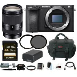 If you are looking Sony a6500 Mirrorless Camera w/ 18-200mm Lens + 32GB Accessory Bundle you can buy to focuscamera, It is on sale at the best price