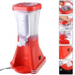 New Slush Drink Maker Retro Machine Blender Ice Slushie Margarita Slurpee Frozen