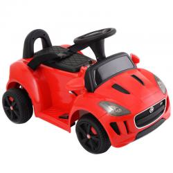 New JAGUAR F-TYPE 6V Electric Kids Ride On Car Licensed MP3 Battery Power Red