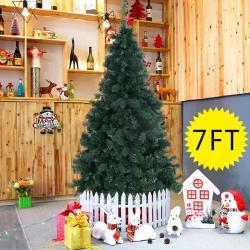 Si buscas 7Ft Artificial PVC Christmas Tree W/Stand Holiday Season Indoor Outdoor Green puedes comprarlo con MILOFERTAS_UY está en venta al mejor precio