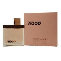 Dsquared2 SHE Wood by Dsquared2 for women 3.4 oz Eau De Parfum EDP Spray