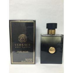Versace Pour Homme Oud Noir Men 3.4 OZ 100 ML Eau De Parfum Spray Nib Sealed