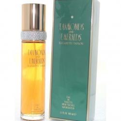 Diamonds And Emeralds by Elizabeth Taylor 3.3 oz EDT Spray for Women Perfume