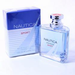 Nautica Voyage Sport by Nautica Eau de Toilette 3.4 oz 100 ml Spray Men