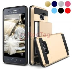 If you are looking Rugged Armor Card Pocket Holder ShockProof Case For Samsung Galaxy S7 Edge Note5 you can buy to redtagtown, It is on sale at the best price