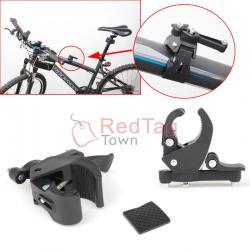 If you are looking Bicycle Bike Cycling Water Bottle Cage Holder Base Mount Handlebar Bar Tube Clip you can buy to redtagtown, It is on sale at the best price