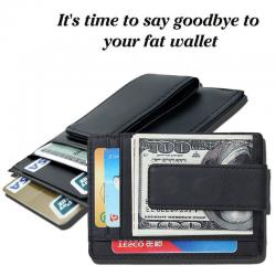 If you are looking RFID Blocking Hammer Anvil Front Pocket Wallet Thin Slim Leather Multi Card Case you can buy to redtagtown, It is on sale at the best price