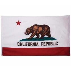 3' x 5' ft Flag California Republic State Indoor Outdoor Yard w/ Grommets Feet