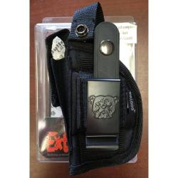 "Bulldog Extreme Belt Holster Fits Most Sub Compact Autos with 2"" Barrel FSN-19SC"