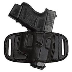 Tagua Gunleather Texas Series Holster for Most Full Size Glock 9mm 40mm, RH