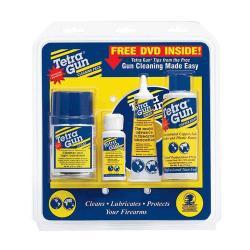 Tetra Gun Limited Edition Gun Cleaning Pack - T802iX - FREE DVD
