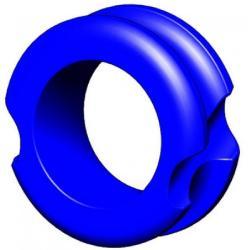 "G5 Outdoors Meta Pro Peep Hunter Sight Small 3/16"", Blue - 316B-BLUE"