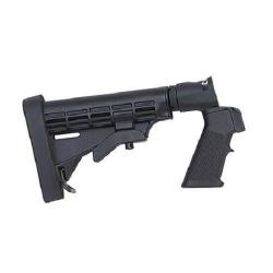 If you are looking Mossberg Flex Synthetic Tactical Stock 6-Position Black For Flex 500/590 - 95219 you can buy to hunting_stuff, It is on sale at the best price