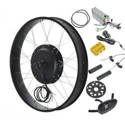 """Si buscas 48V 1000W Rear Cycling Wheel Electric EBike Bicycle Hub Motor Conversion Kit 26"""" puedes comprarlo con FASMOTOS00 está en venta al mejor precio"""
