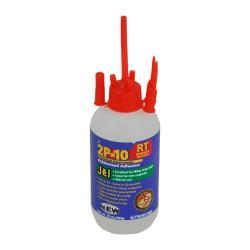 FastCap 2P-10 RT 10 oz Rubberized All Purpose Wood Formula Jel Adhesive