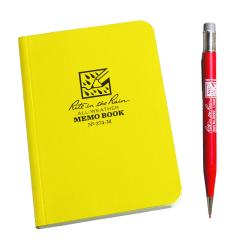 If you are looking Rite In The Rain 374-M All-Weather Notebook, RD99 Mechanical Red Lead Pencil you can buy to hardware_sales, It is on sale at the best price