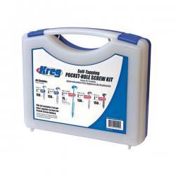 Si buscas Kreg SK03 675 Screws Pocket Hole Screw Joinery Kit puedes comprarlo con MATERIALESGUTI está en venta al mejor precio