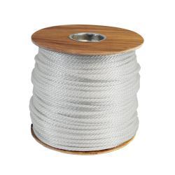 Si buscas CWC 105105 1000-Feet Solid Braid Nylon Cord Rope, 5/16-Inch puedes comprarlo con MATERIALESGUTI está en venta al mejor precio