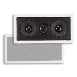 If you are looking Monoprice 4881 5-1/4 Inches Center Channel In-Wall Speaker - 8 Ohm you can buy to monoprice, It is on sale at the best price