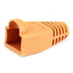 If you are looking Monoprice 7274 [50pcs] RJ-45 Color Coded Strain Relief Boots - Orange you can buy to monoprice, It is on sale at the best price