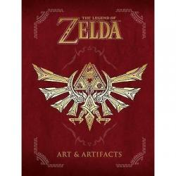 NEW The Legend of Zelda Art and Artifacts (2017)