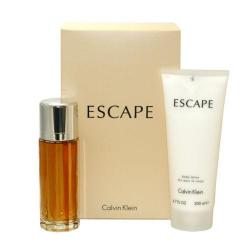 If you are looking Escape by Calvin Klein 2pc Set for Women 3.4 oz EDP Perfume + 6.7 oz Body Lotion you can buy to ForeverLux, It is on sale at the best price