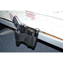 If you are looking Under Mattress Bedside Gun Holster Car Seat Pistol Handgun Couch Chair Table you can buy to 1st_web_sales, It is on sale at the best price