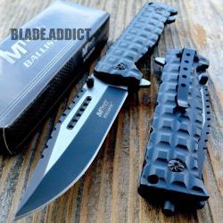 Si buscas TAC FORCE Spring Assisted Opening BLACK TACTICAL Pocket Knife Folding Blade NEW! puedes comprarlo con MUNDODVIDEOJUEGO2 está en venta al mejor precio
