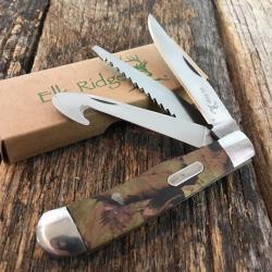 Si buscas ELK RIDGE Yellow GENTLEMAN'S 3 Blade Folding GUTHOOK Pocket Knife ER-089C New! puedes comprarlo con MUNDODVIDEOJUEGO2 está en venta al mejor precio